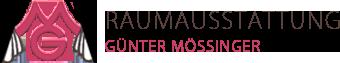 Raumausstattung Günter Mössinger - Logo